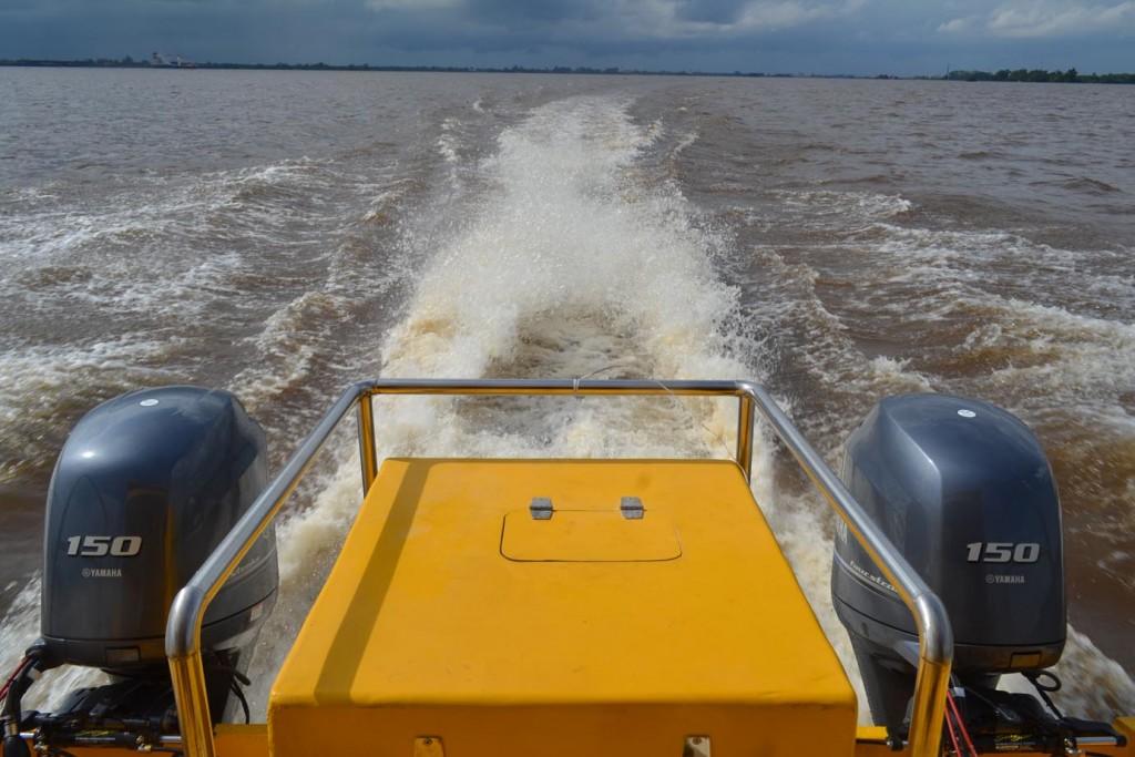 JC 1032 Javaneseboat